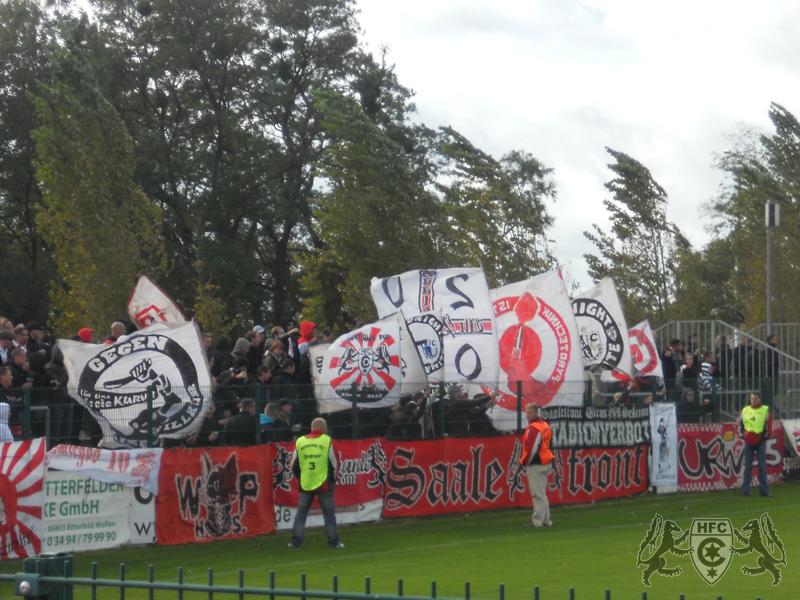 FSA-Pokal, Achtelfinale: VfL Eintracht Bitterfeld vs. Hallescher FC_0-2
