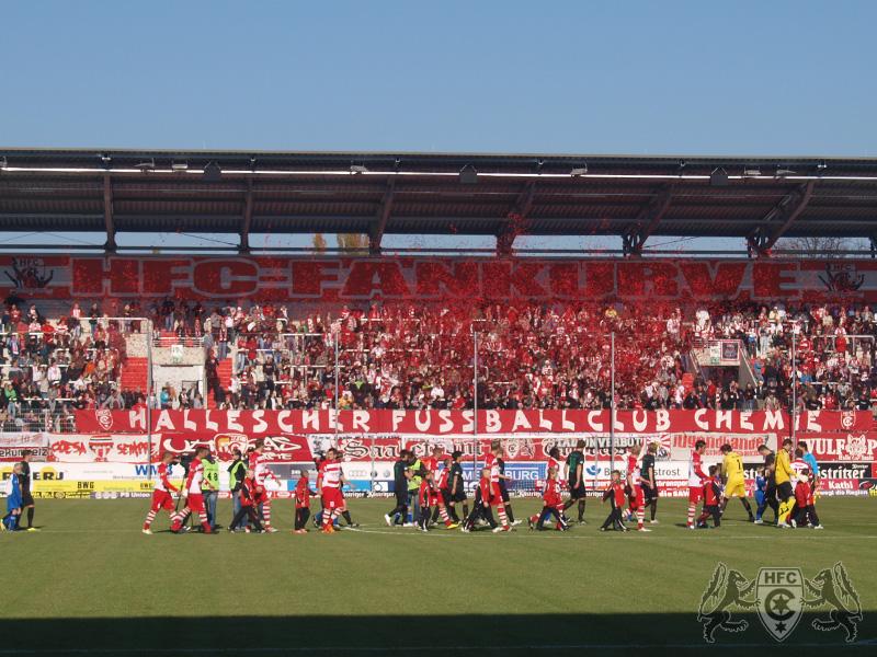 10. Spieltag: Hallescher FC vs. VfB Lübeck