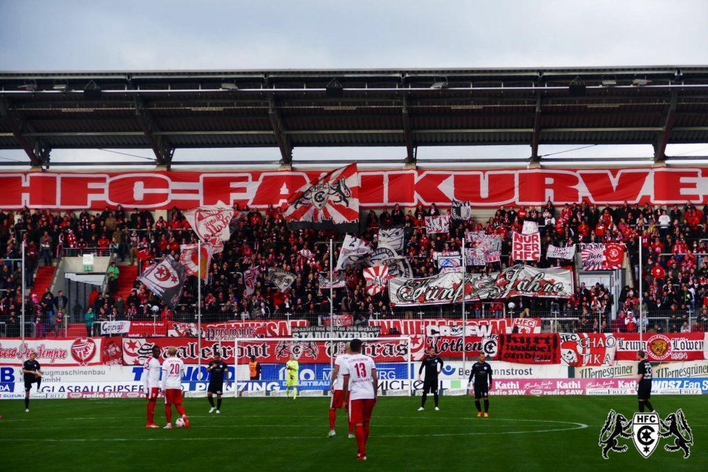 17. Spieltag: Hallescher FC vs. Stuttgarter Kickers