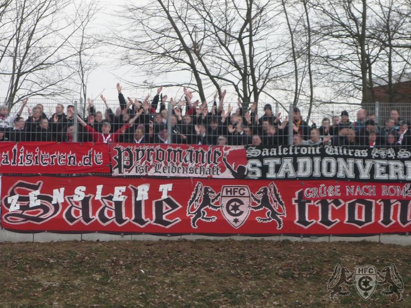 17. Spieltag: Hallescher FC vs. VFC Plauen