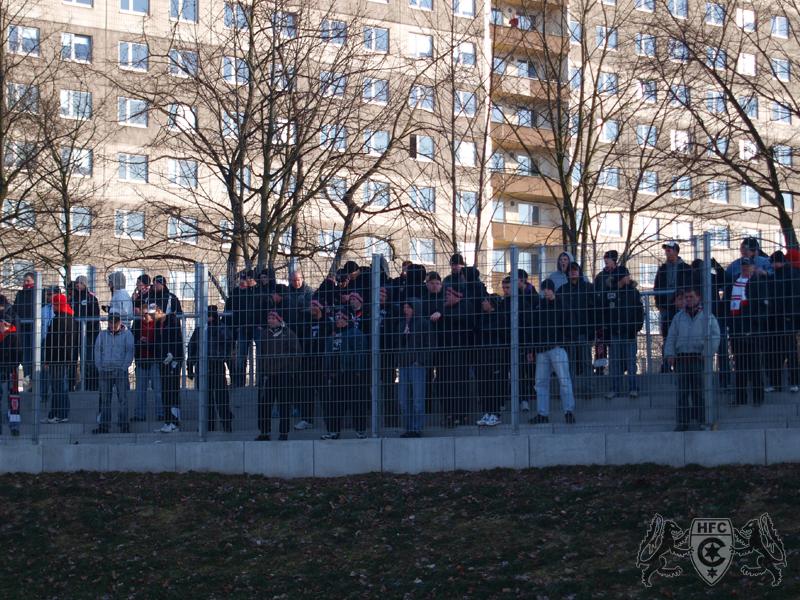 18. Spieltag: Hallescher FC vs. Hertha BSC II