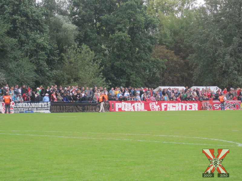 FSA-Pokal, 2. Runde: VfB IMO Merseburg vs. Hallescher FC