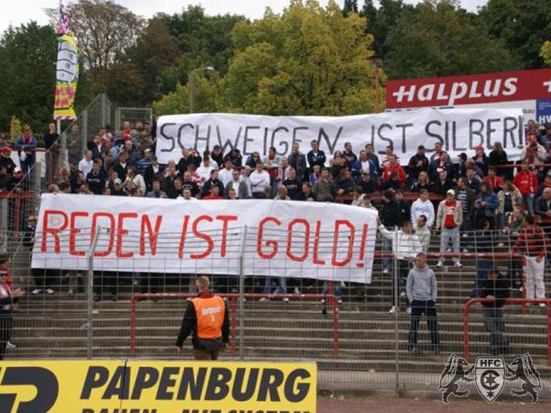 05. Spieltag: Hallescher FC vs. Energie Cottbus II