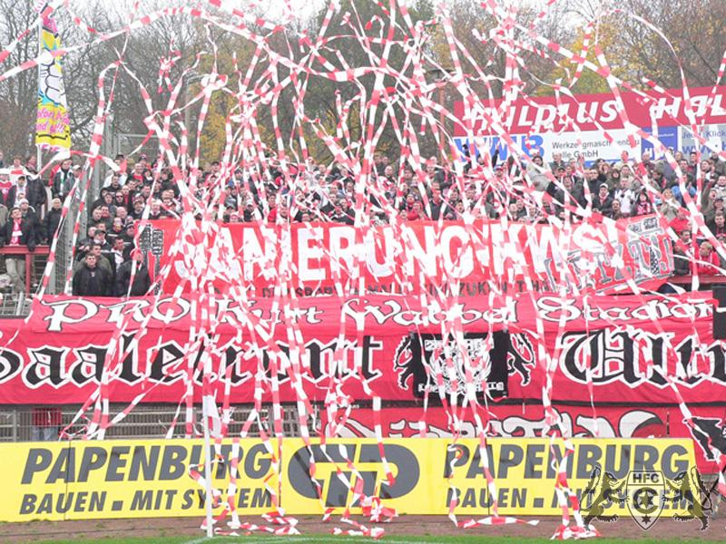 11. Spieltag: Hallescher FC vs. Holstein Kiel