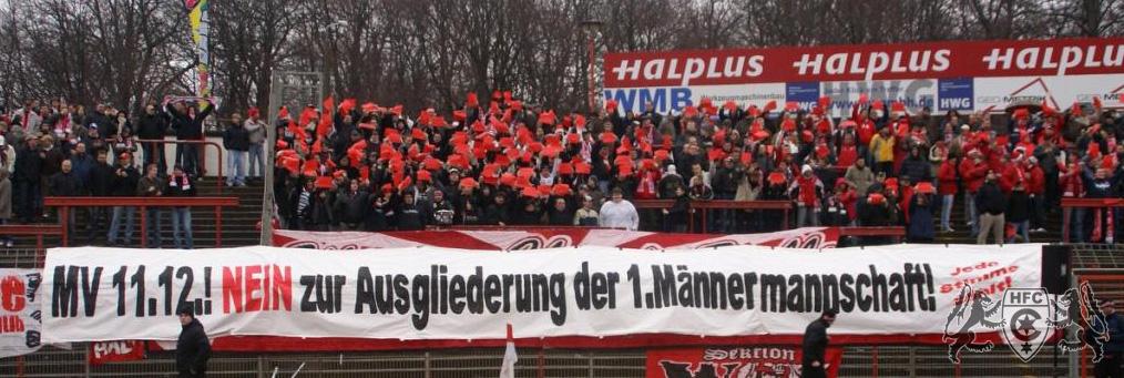 16. Spieltag: Hallescher FC vs. VFL Wolfsburg II