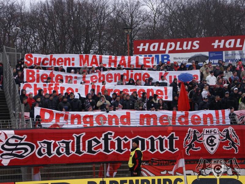 19. Spieltag: Hallescher FC vs. VfB Lübeck