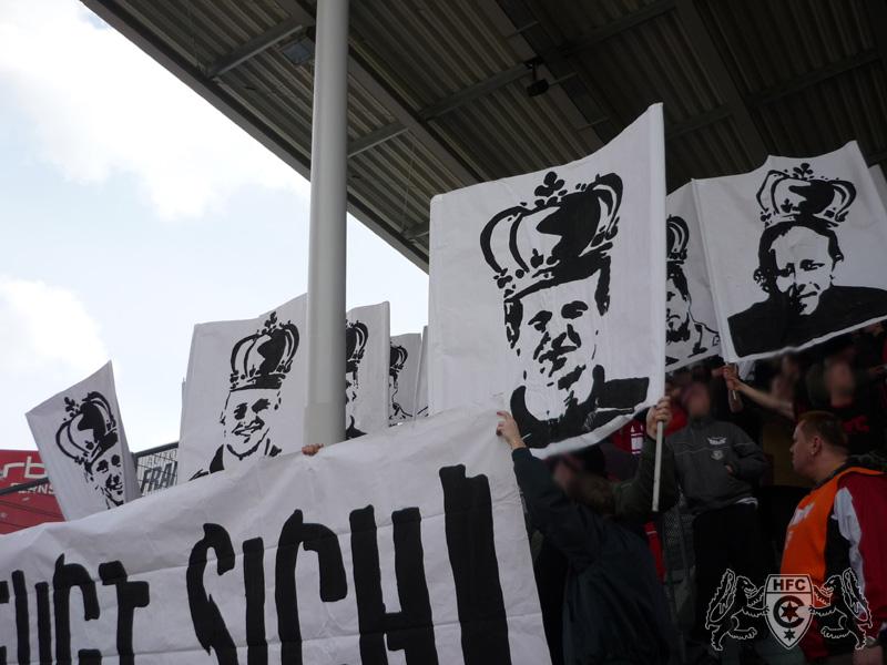 22. Spieltag: Energie Cottbus II vs. Hallescher FC