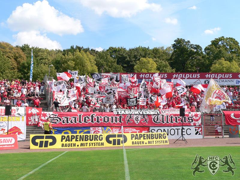 3. Spieltag: Hallescher FC vs. Hertha BSC II