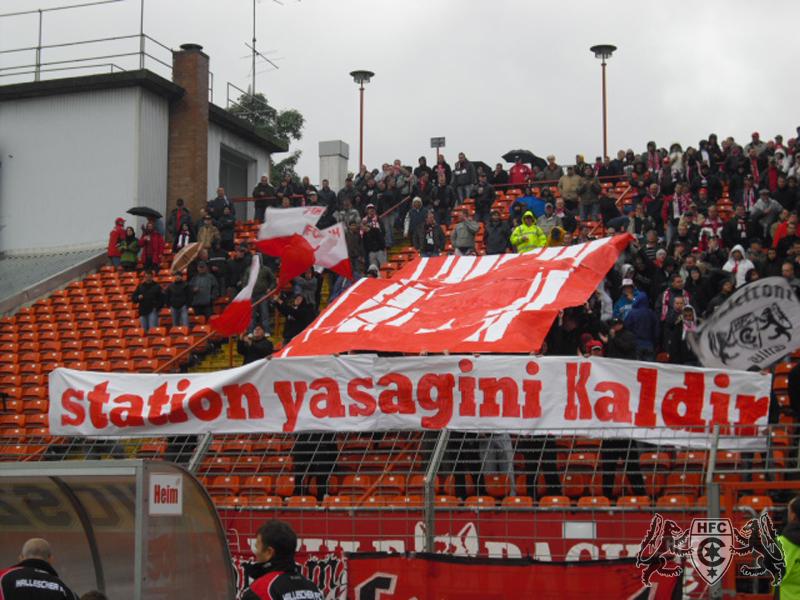 11. Spieltag: Hallescher FC vs. Türkiyemspor Berlin