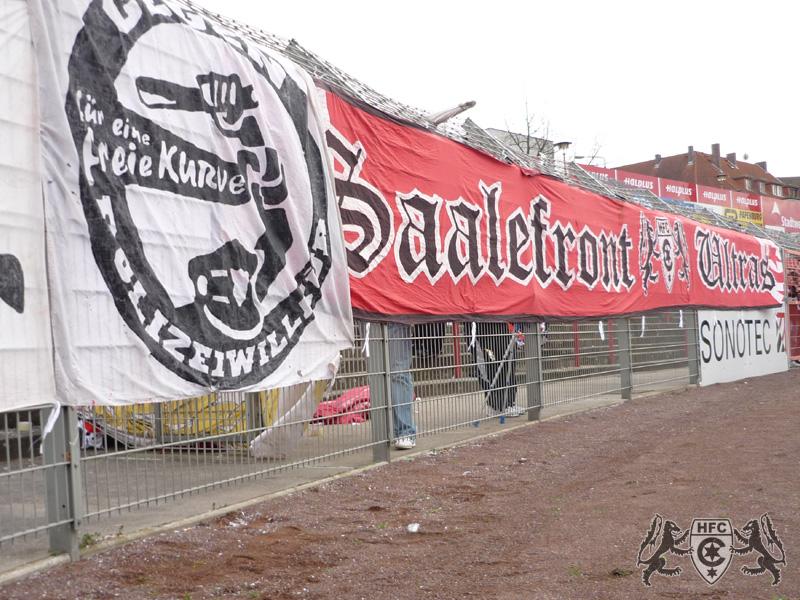 17. Spieltag: Hallescher FC vs. VfB Lübeck