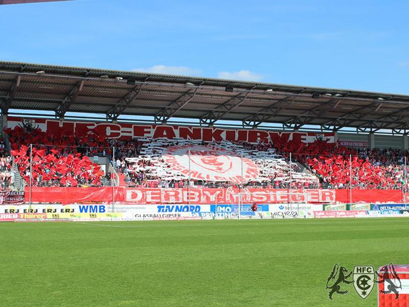33. Spieltag: Hallescher FC vs. Holstein Kiel