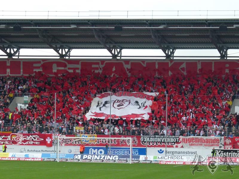32. Spieltag: Hallescher FC vs. FC St. Pauli II