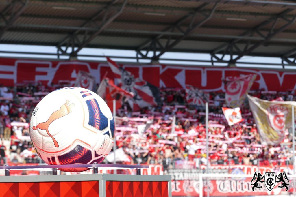 04. Spieltag: Hallescher FC vs. SV Wehen Wiesbaden