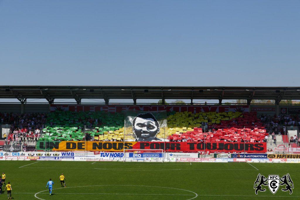 37. Spieltag: Hallescher FC vs. VfR Aalen