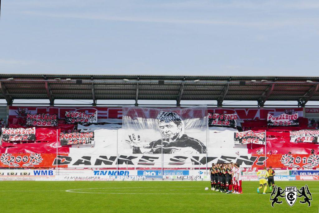 07. Spieltag: Hallescher FC vs. VfB Stuttgart II
