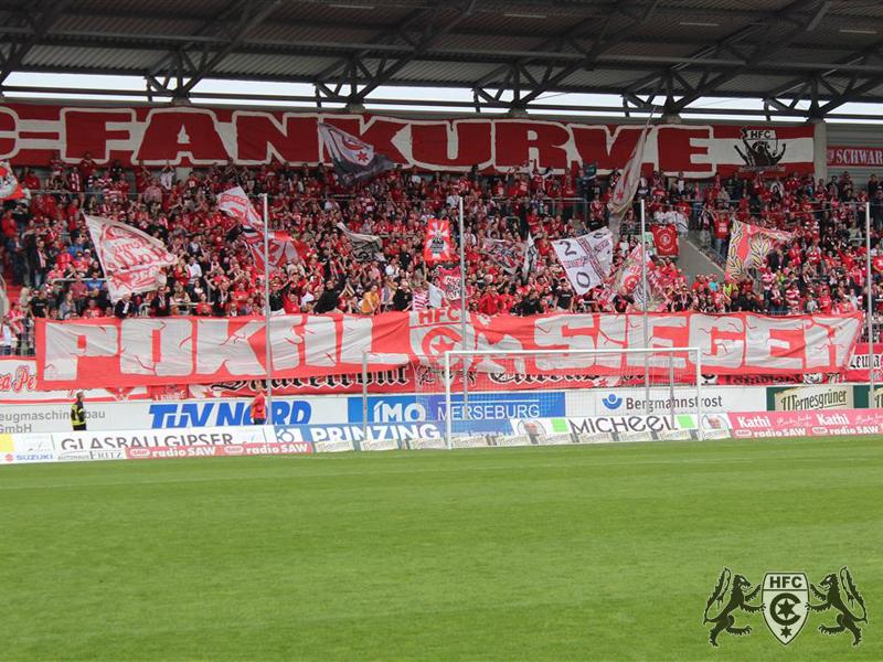 38. Spieltag: VfL Osnabrück vs. Hallescher FC