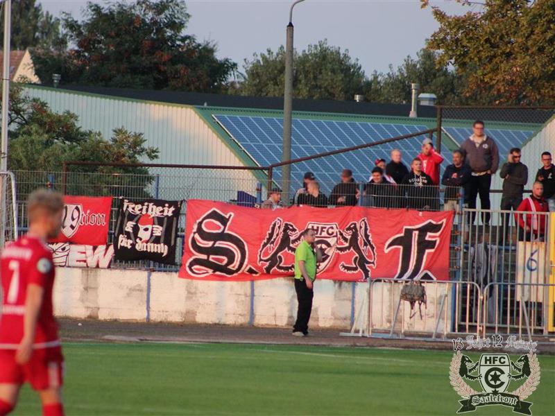 FSA-Pokal, 1. Runde: TuS 1860 Magdeburg Neustadt vs. Hallescher FC