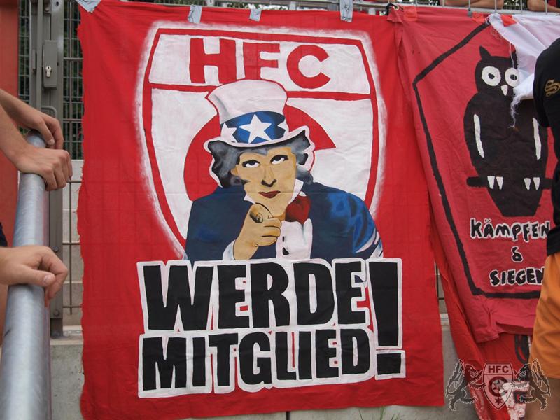 03. Spieltag: Hallescher FC vs. VfB Germania Halberstadt