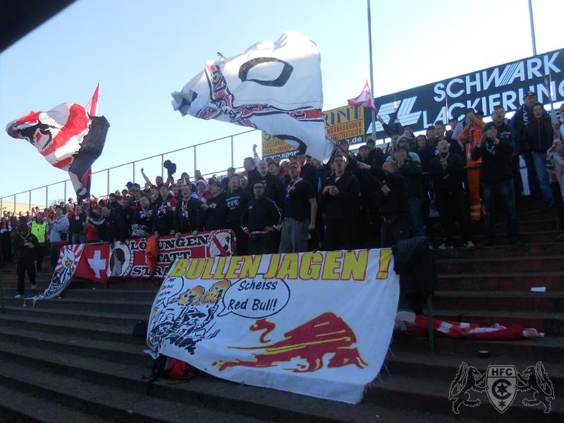 27. Spieltag: VfB 1919 Lübeck  vs. Hallescher FC
