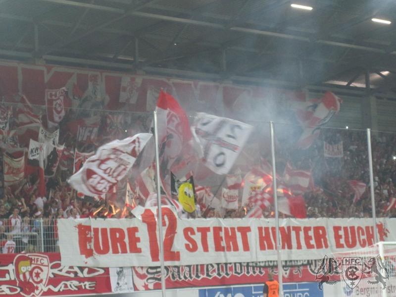 08. Spieltag: Hallescher FC vs. SV Wilhelmshaven