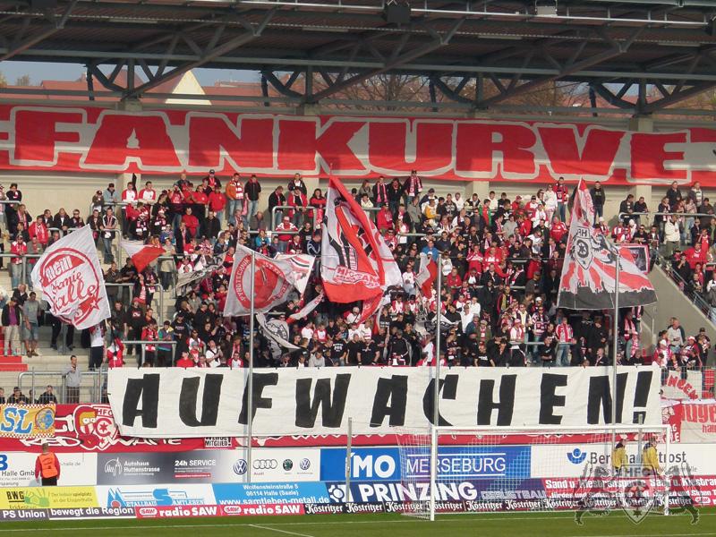 12. Spieltag: Hallescher FC vs. Hertha BSC II