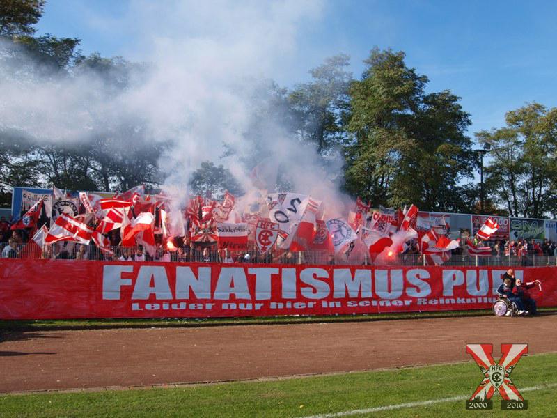 FSA-Pokal, Achtelfinale: BSV Halle-Ammendorf vs. Hallescher FC