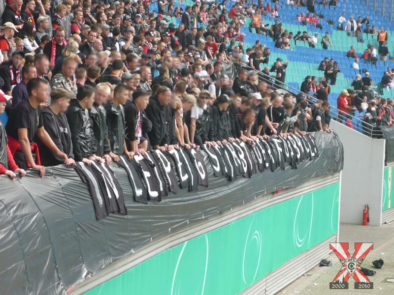 DFB-Pokal, 1. Runde: Hallescher FC vs. 1. FC Union Berlin