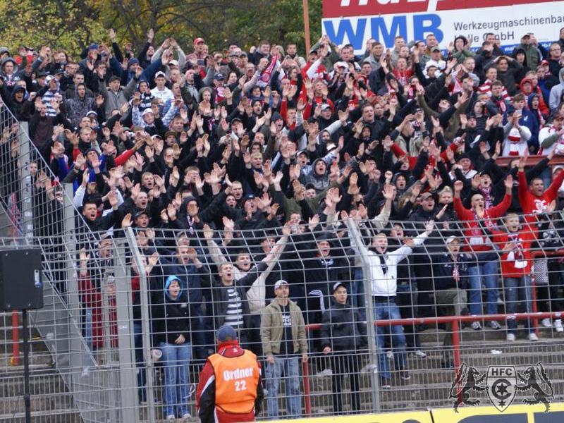 07. Spieltag: Hallescher FC vs.Türkiyemspor Berlin