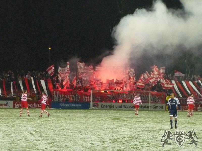 12. Spieltag: SV Babelsberg 03 vs. Hallescher FC