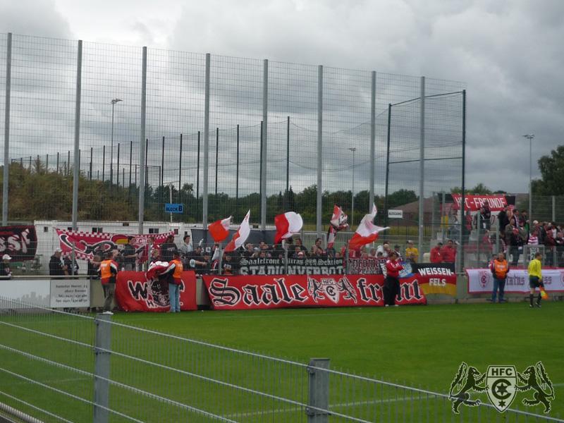 6. Spieltag: FC Oberneuland vs. Hallescher FC