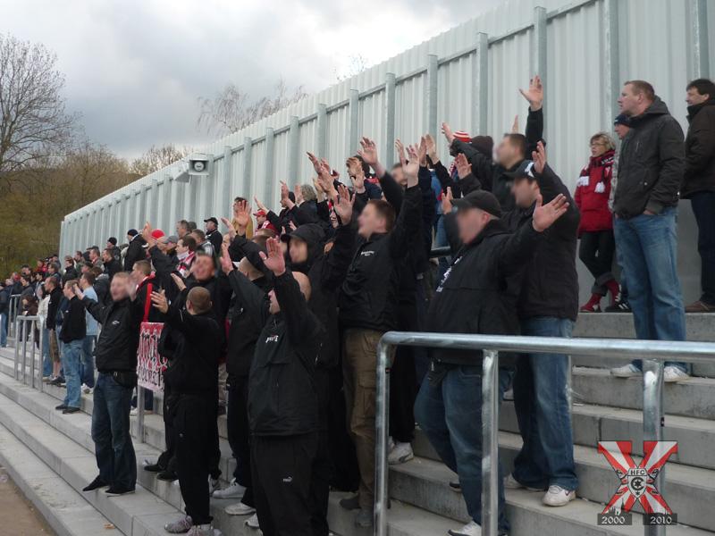 18. Spieltag: Goslarer SC vs. Hallescher FC