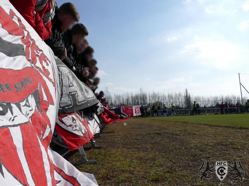FSA-Pokal, Viertelfinale: FSV Barleben vs. Hallescher FC