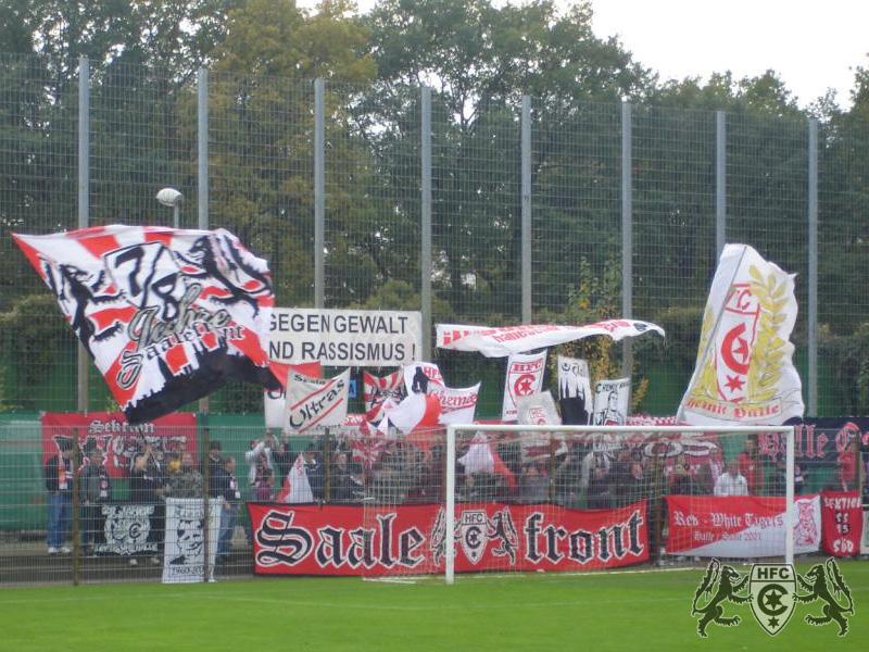 08. Spieltag: FC Oberneuland vs. Hallescher FC