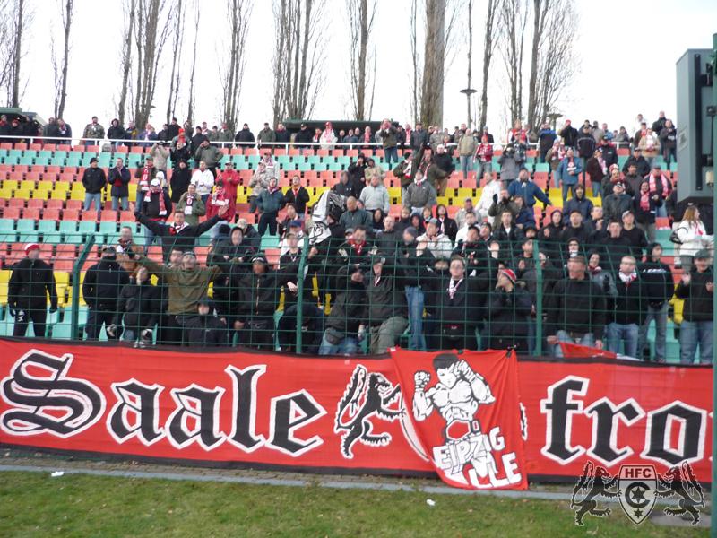 15. Spieltag: Hertha BSC II vs. Hallescher FC