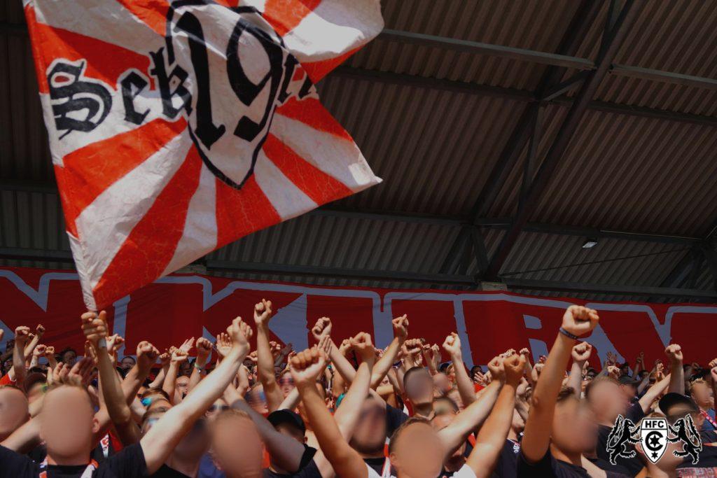 06. Spieltag: Hallescher FC vs. SC Preußen Münster