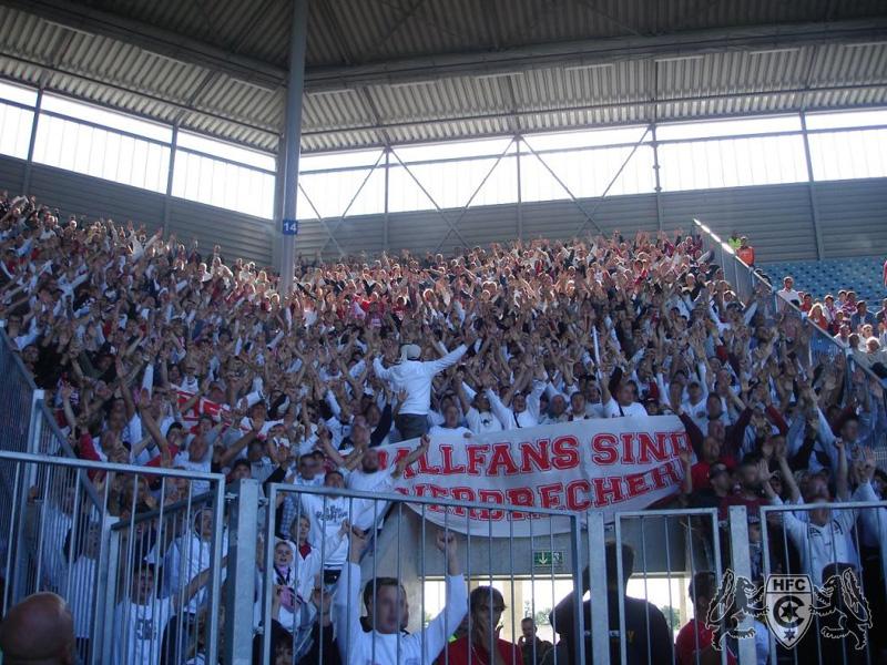 04. Spieltag: 1. FC Magdedorf vs. Hallescher FC