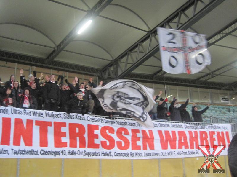 16. Spieltag: VFL Wolfsburg II vs. Hallescher FC