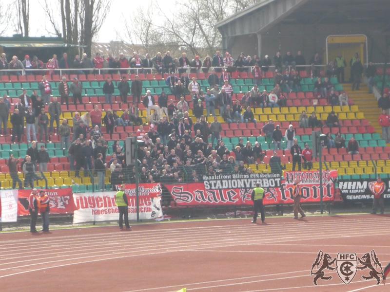 24. Spieltag: Türkiyemspor Berlin vs. Hallescher FC