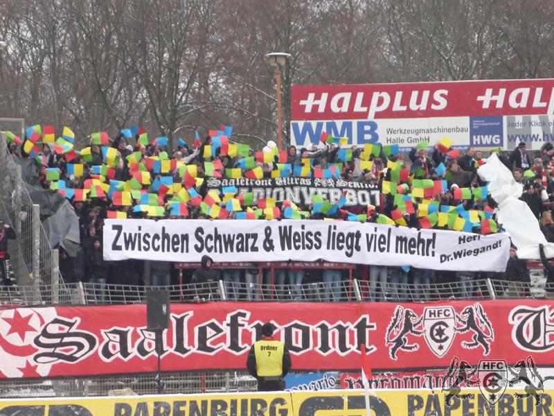 19. Spieltag: Hallescher FC vs. FC St. Pauli II