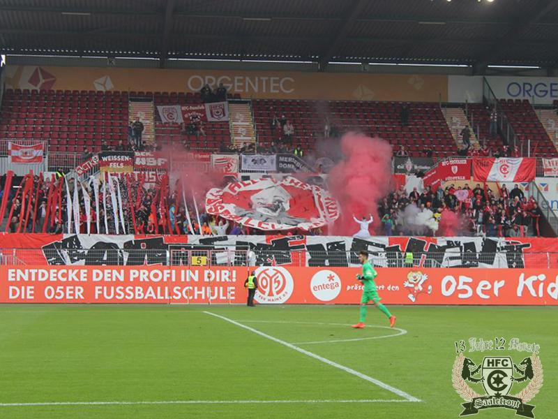 18. Spieltag: 1. FSV Mainz 05 II vs. Hallescher FC
