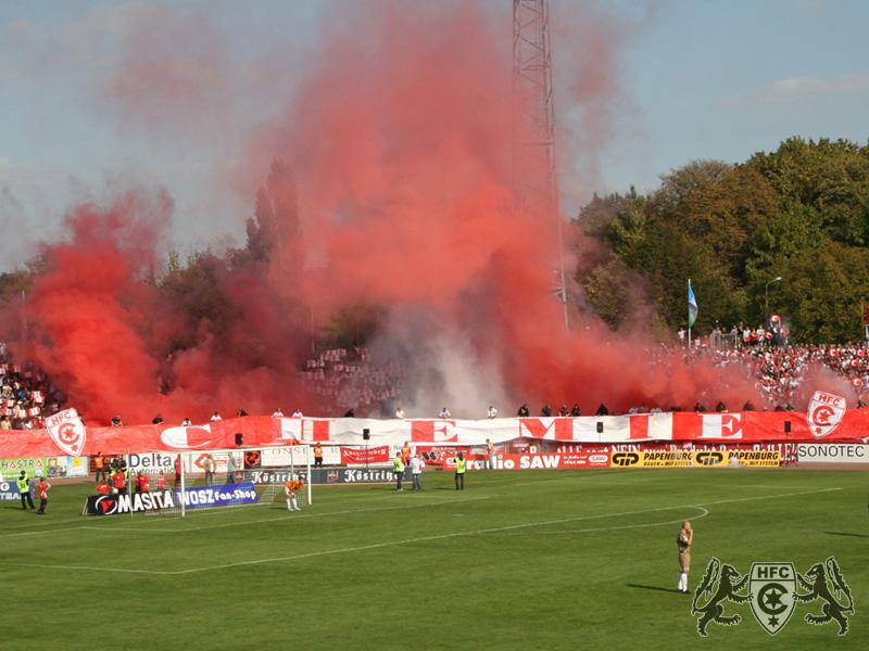 9. Spieltag: Hallescher FC vs. 1.FC Magdeburg