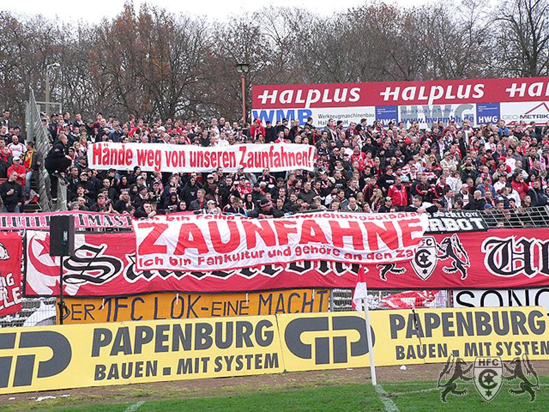 15. Spieltag: Hallescher FC vs. SV Babelsberg 03