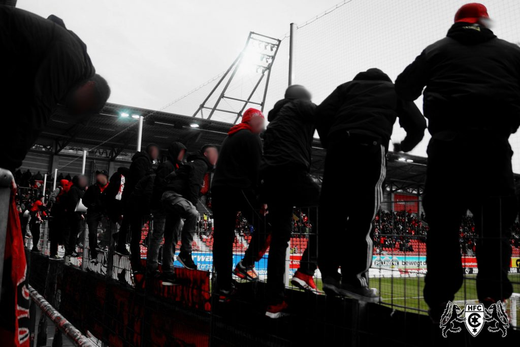 26. Spieltag: Hallescher FC vs. SG Sonnenhof Großaspach