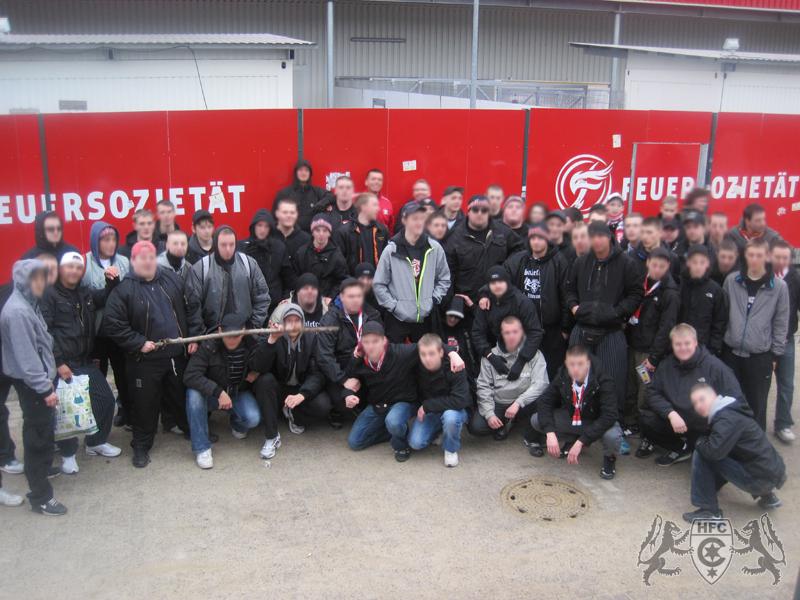 19. Spieltag: Energie Cottbus II vs. Hallescher FC