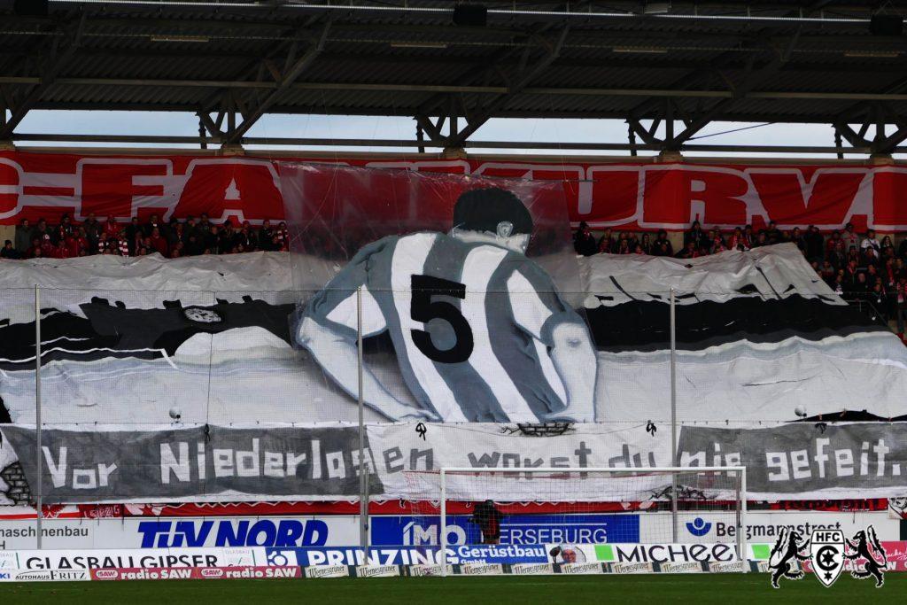 20. Spieltag: Hallescher FC vs. FC Energie Cottbus