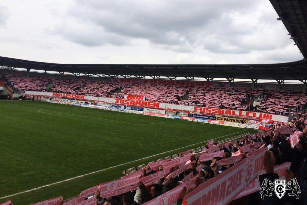 35. Spieltag: Hallescher FC vs. VfL Osnabrück