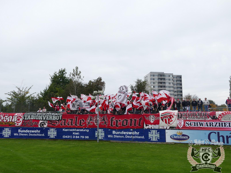 14. Spieltag: Holstein Kiel vs. Hallescher FC