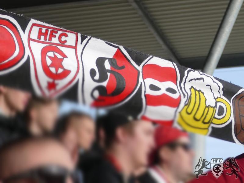 28. Spieltag: VfB Stuttgart II vs. Hallescher FC