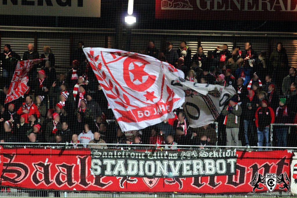 27. Spieltag: VfB Stuttgart II vs. Hallescher FC