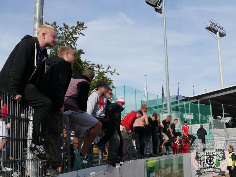12. Spieltag: SC Preußen Münster vs. Hallescher FC